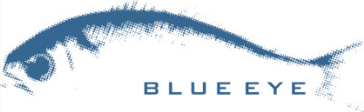 Blue Eye Seafood Restaurant Logo